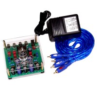 NEW MK4 Indeed Class A AC12V HiFi Valve Buffer Amp Amplifier Electro-Harmonix ECC82EH 12AU7