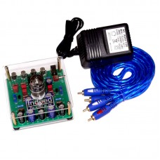 NEW MK4 Indeed Class A AC12V HiFi Valve Buffer Amp Amplifier Electro-Harmonix ECC82EH 12AU7