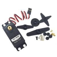 LDX-335MG Digital Metal Gear Robot Servo Mechanical Arm 180 Degrees Robot Servo for Remote Control Car Robot