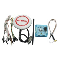 OpenPiolot Autopilot CC3D Revolution Flight Controller with U-blox NEO-M8N GPS for FPV Photography