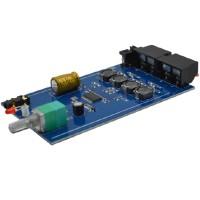 ZHILAI L4 HIFI high Bass Digital Amplifier Board DIY Desktop Audio Amplifier Board 2x25W for Audio Music Player