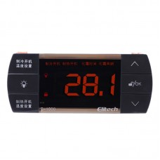 Upgraded Newest Digital LCD Thermostat Regulator Touch Type Temperature Controller Thermocouple E1000 ( Replace STC-1000)
