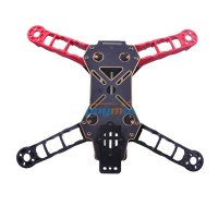 FPV HMF 4-Axis Alien Quadcopter Frame Kit Glass Fiber Q280 High-Strength Lightweight Frame for Multicopter Quadcopter Remote Control