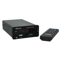 ZHILAI K6 APE WAV FLAC MP3 Lossless Player + TDA7498L Digital T-amp Amplifier Machine with Power Supply
