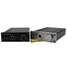 ZHI LAI K4 Aluminum HIFI Digital Amplifier Amp-One Desktop Power Stereo Amplifier for Audio