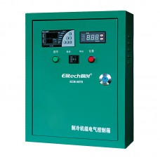 Jingchuang Electric Control Box ECB-5070 10P AC 220V Current Display Protector Metal Case Electronic Control Box