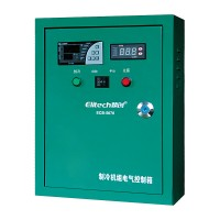 Jingchuang Electric Control Box ECB-5070 15P AC 220V Current Display Protector Metal Case Electronic Control Box