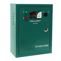 Jingchuang Authentic Air-Cooled Electric Control Box ECB-5060 10P Protector Cold Storage Distribution Box Control Box