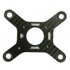 DJI Phantom3 Full Carbon Fiber Mount Gimbal Shock Absorber Plate for Camera Gimbal
