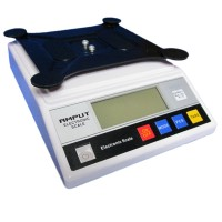 10kg /0.1g Big Size Digital Electric Jewelry Gram Gold Gem Coin Lab Bench Balance Weight Accurate Scale Electronic Scale Weigh Amput APTP 457A