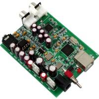 Asynchronous DC 9V DAC SU0 XMOS U8 AK4490 USB Power Supply Voltage DAC Decoding Board