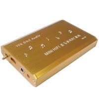 Mini Audio HiFi ES9023 DAC USB Decoder Amplifier HIFI 9023 Support ASIO Digital To Analog Converter