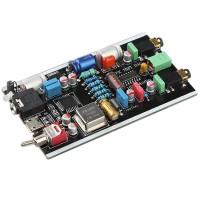 Mini Audio HiFi ES9023 DAC USB Decoder HIFI 9023 Support ASIO Digital To Analog Converter