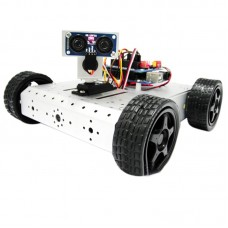 Intelligent Car Learning Suite Robot Smart Robot Manufacture Turtle Wireless Control Based For DIY Arduino