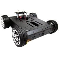 Arduino 4WD DIY Aluminum Alloy Mobile Robotic Platform 12V Metal Motor Robot Car