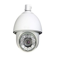1/3'' SONY Effio Outdoor Waterproof 27 X Zoom PTZ Camera Vandal-Proof Mini Metal Speed Dome Camera Auto Tracking Camera