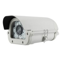 Super 750 TVL HD Surveillance Cameras Day Night Vision Camera Lamps Video Monitor for Monitoring License plate