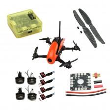 Robocat 270mm 3K CC3D Carbon Fiber 4 Axis Mini Quadcopter MT2204 2300V Motor 12A ESC for FPV