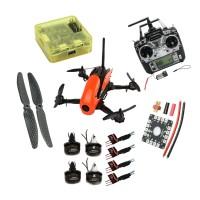 Robocat 270mm 3K Carbon Fiber 4 Axis Mini Quadcopter with CC3D MT2204 2300V Motor 12A ESC for FPV