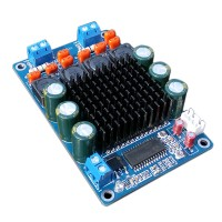 Class T TK2050 50W+50W Dual Channel HIFI Stereo Audio Digital Amplifier Board for DIY Audiophile