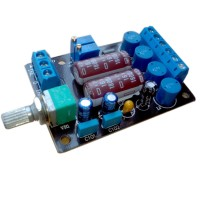 TA2024 DC12V 3A Digital Amplifier Board Bile Computer Desktop Amplifier Board with Smallest Volume