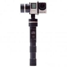 Feiyu FY G4S 3-Axis Handheld Stabilizer Brushless Gimbal PTZ for Gopro Hero 3/3+/4 Sports Camera