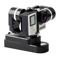 Feiyu FY WG Mini 2-Axis Wearable Brushless Gimbal Stabilizer for Gopro Hero 3/3+/4 Sports Camera