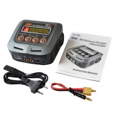 SKYRC RC Model S60 60W 6A AC Balance Charger Battery Discharger BC448