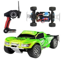 RC Car Wltoys A969 2.4G 4WD 1:18 45 Km/h High-Speed Off-Road Radio Control Vehicle Truck Racing Car Electric RTR Toy