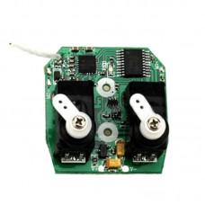WLtoy PCB Box 2.4G Receiver Main Board Circuit Board Spare Parts For WL V911 V911-1 V911-2 4 channels RC Helicopter