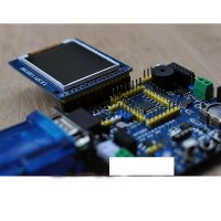 IAP15W4K58S4 Development Board Racing Board Minimum System ENC28J60 NRF24L01 ESP8266 SCM Development Board