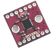 Mini CJMCU LSM330DLC 6 Axis Gyroscope iNEMO Inertance Sensor Module 6DOF Module