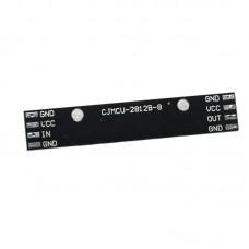 CJMCU-2812B 8-Bit WS2812B RGB LED Full Color Driver Four Coloured Lights Module 2-Pack