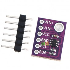 CJMCU-1110 ADS1110 16-Bit A / D Converter Self-Calibration A / D IIC Communication Module 2-Pack