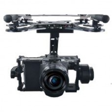 X-CAM A22-2H 2 Axis Stabilization Gimbal PTZ Gimbal System for SONY Nex5n Nex5T A5000 A6000