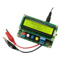 High Precision Digital LCD Multifunctional Meter Inductance Capacitance LC Meter LC100-A for Test