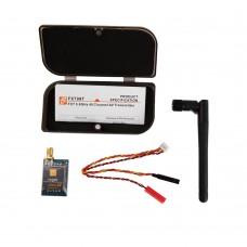 FX799T Mini 600 mW 5.8GHz FPV Raceband 40CH AV Transmitter Compatible with IRC Vortex FS Dominator QAV250
