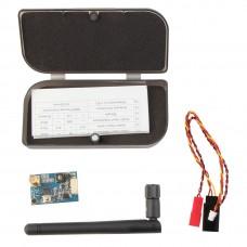 FX796T Mini 200 mW 5.8GHz FPV Raceband 40CH AV Transmitter with Rectangular Antenna
