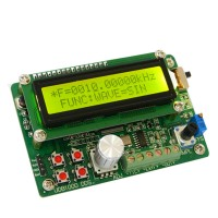 UDB1008S UDB1000 Series DDS Signal Source Module Signal Generator Module with 60MHz Frequency Counter