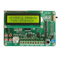 UDB1200 DC 5V Fully Programmable DDS Signal Generator Dual TTL Drive IGBT with ADC UDB-1202S