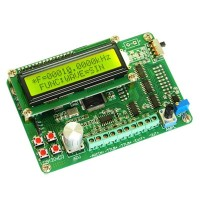 UDB1200 DC 5V Fully Programmable DDS Signal Generator Dual TTL Drive IGBT with ADC UDB-1202S USB to TTL Cable