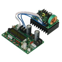ZXY6010S Numerical Constant Voltage Constant Current DC-DC Programmable Power Supply Module 60V 10A 600W with Cable