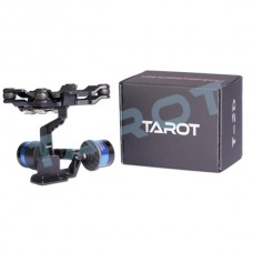 Gopro 2-Axis Brushless Gimbal TL68A15 PTZ with Tarot Two Axis FPV Camera Brushless Gimbal Gyroscope ZYX22