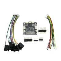 SP Pro Racing F3 Delux(10 DOF) Flight Controller Hardware Board for Multi-Rotor Aircraft FPV Multicopter