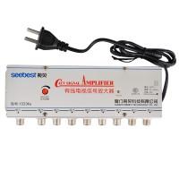 SB-1020K8 8 Way CATV Signal Amplifier Cable TV Signal Amplifier Splitter Booster CATV 20DB