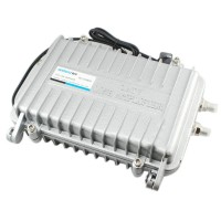 Seebest SB-7530MA Trunk CATV Booster Amplifier Outdoor Cable TV CATV Trunk Line Signal Amplifier