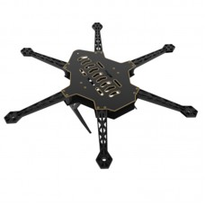 T-drones Smart HB Hexcopter Frame Only for FPV DIY Flight Controll without Cover
