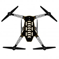 T-drones SamrtX Frame B AIR200 Kit 250 4-Axis Quadcopter Frame With Air Gear for Drone DIY