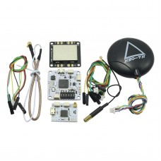 Sparky 2.0 Flight Control with OPLINK MINI & NEO-7N GPS & 2-6S Distribution Board for Quadcopter Multicopter