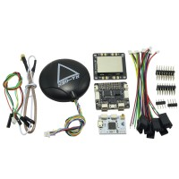 SP Pro Racing F3 Flight Controller with OPLink Mini & NEO-7N GPS & 2-6S Distribution Board for Quadcopter Multicopter